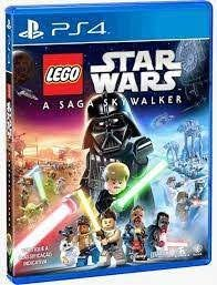 Novo: Jogo Lego Star Wars: The Skywalker Saga (Pré-venda) - PS4