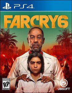 Novo: Jogo Far Cry 6 (Pré-venda) - PS4