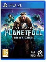 Novo: Jogo Age of Wonders: Planetfall - PS4