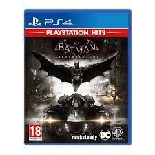 Novo: Jogo Batman: Arkham Knight - PS4