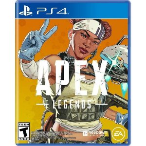 Novo: Jogo Apex Legends: Lifeline Edition - PS4