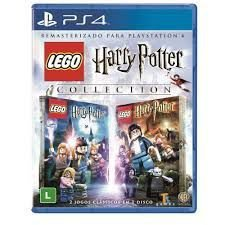 Novo: Jogo Lego: Harry Potter Collection - PS4