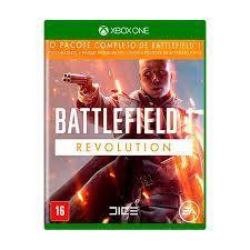 Novo: Jogo Battlefield 1 Revolution - Xbox One
