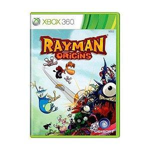Usado: Jogo Rayman Origins - Xbox 360