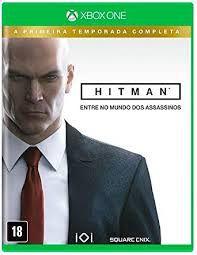 Usado: Jogo Hitman: A Primeira Temporada Completa - Xbox One