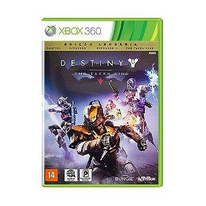 Novo: Jogo Destiny The Taken King - Xbox 360
