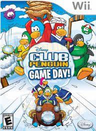 Usado: Jogo Club Penguin: Game Day - Wii
