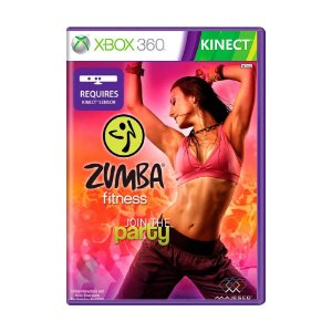 Usado: Jogo Zumba Fitness: Join The Party - Xbox 360
