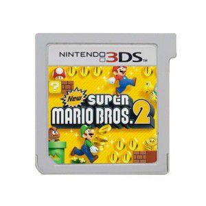 Usado: Jogo New Super Mario Bros 2 (Sem Capa) - Nintendo 3DS