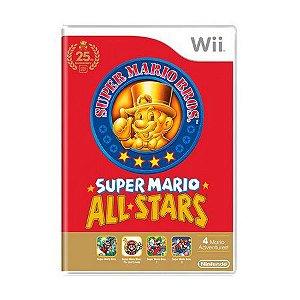 Usado: Jogo Super Mario All Star - Nintendo Wii