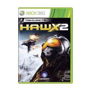Usado: Jogo Tom Clancy's Hawx 2 ( Sem Encarte) - Xbox 360
