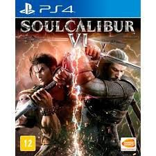 Novo: Jogo SoulCalibur VI - PS4