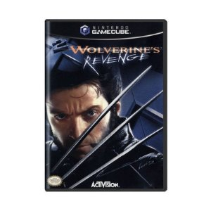 Usado: Jogo Wolverine's Revenge - Game Cube