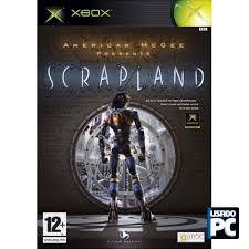 Usado: Jogo Scrapland (Sem Capa) - Xbox