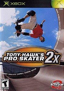 Usado: Jogo Tony Hawk's Pro Skater 2x (Sem Capa) - Xbox