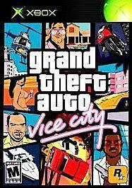 Usado: Jogo GTA: Vice City (Sem Capa) - Xbox
