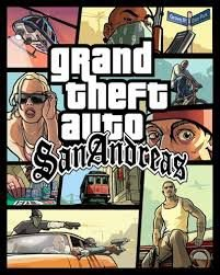 Usado: Jogo GTA: San Andreas (Sem Capa) - Xbox