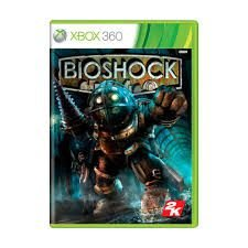 Usado: Jogo Bioshock (Sem Capa) - Xbox 360