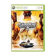 Usado: Jogo Saints Row 2 (Sem Capa) - Xbox 360