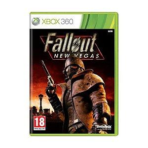 Usado: Jogo Fallout: New Vegas (Sem Capa) - Xbox 360