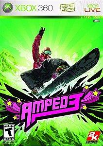 Usado: Jogo Amped 3 (Sem Capa) - Xbox 360