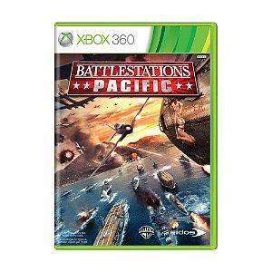 Usado: Jogo Battlestation Pacific (Sem Capa) - Xbox 360