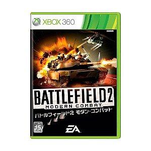 Usado: Jogo Battlefield 2: Modern Combat (Sem Capa) - Xbox 360