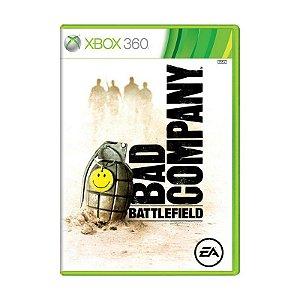 Usado: Jogo Battlefield: Bad Company (Sem Capa) - Xbox 360