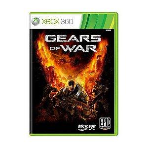 Usado: Jogo Gears Of War (Sem Capa) - Xbox 360