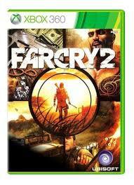 Usado: Jogo Far Cry 2 (Sem Capa) - Xbox 360