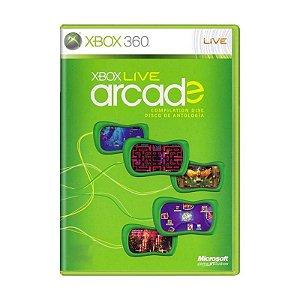 Usado: Jogo Xbox Live Arcade (Sem Capa) - Japonês - Xbox 360