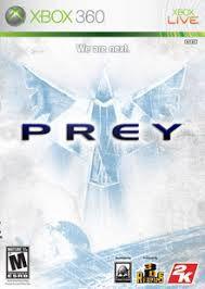 Usado: Jogo Prey (Sem Capa) - Xbox 360