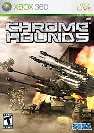 Usado: Jogo Chromehounds (Sem Capa) - Xbox 360