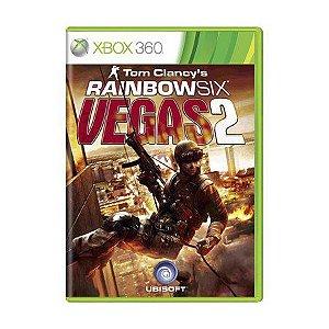 Usado: Jogo Tom Clancy's: Rainbow Six Vegas 2 - (Sem Capa) - Xbox 360