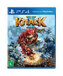 Usado: Knack 2 - PS4