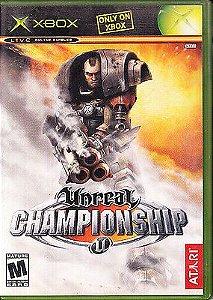 Usado: Jogo Unreal Championship Platinum Hits - Xbox
