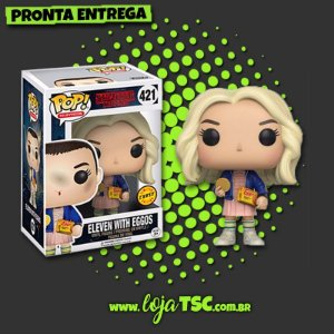Stranger Things - Eleven CHASE #421
