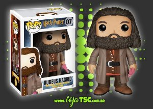 Harry Potter - Rubeus Hagrid - 6""