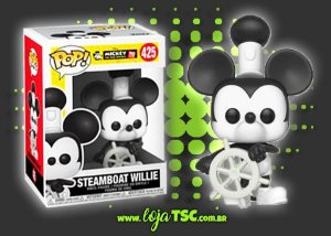 Mickey Mouse - Steamboat Willie 425