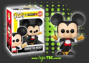 Mickey Mouse - Conductor Mickey #428