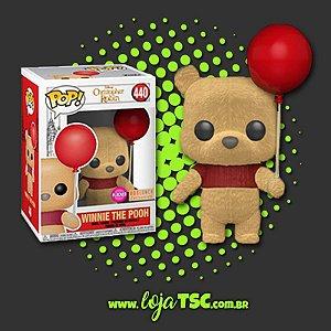 Christopher Robin - Ursinho Pooh #440 Flocado