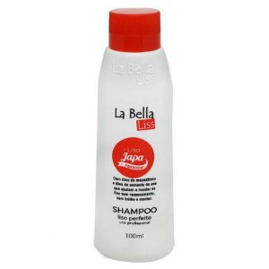 Liso Japa Shampoo que Alisa La Bella Liss 100ml