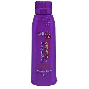 Progressiva No Chuveiro 100ML La Bella Liss