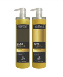 shampoo+Condicionador Minerals 1L Left Cosméticos (5 opções)