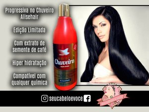 Progressiva No Chuveiro 500ml Alisehair
