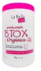 Creme Alisante Btox Orgânico La Bella Liss 1kg