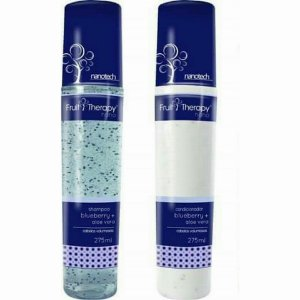 Shampoo+Condicionador BLUEBERRY ANTI FRIZZ