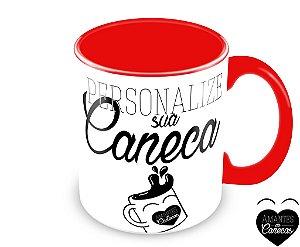 Caneca Personalizada - COLORIDA