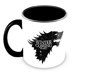 Caneca Game of Thrones - Casa Stark