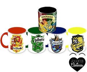 Coleção Canecas Hogwarts - Harry Potter